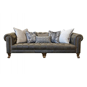 Alexander and James Sofas Vivienne Collection at Kings Interiors - Quality Handmade Home Upholstery Retailer based in Nottingham. Best Prices and Free Delivery in the UK