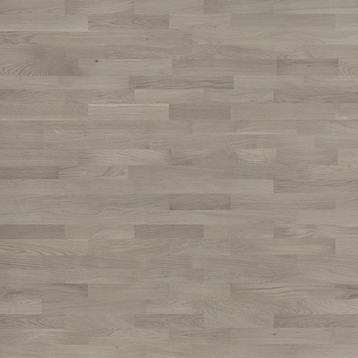 Basix Wood Flooring BF16 3 Strip Grey Oak Washed Brushed and Matt Lacquered