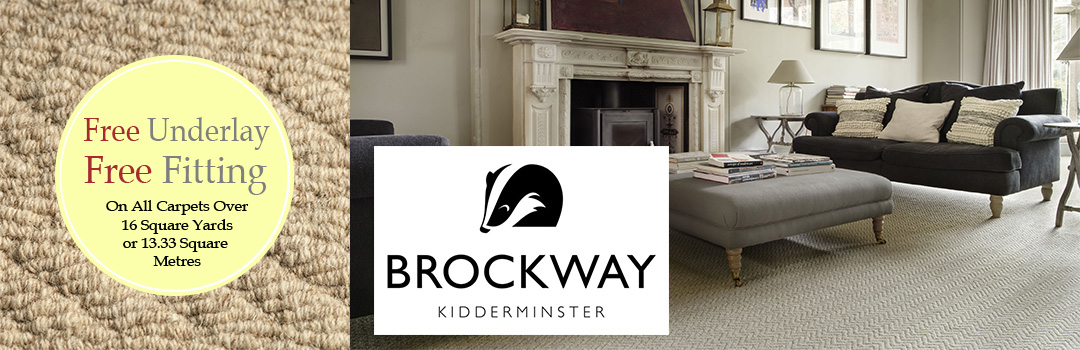 Brockway Carpets Natural Tweed