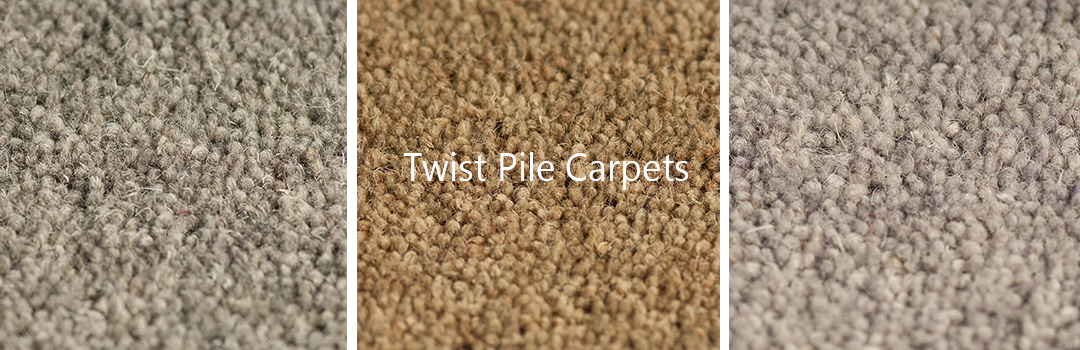 Twist Pile Carpets