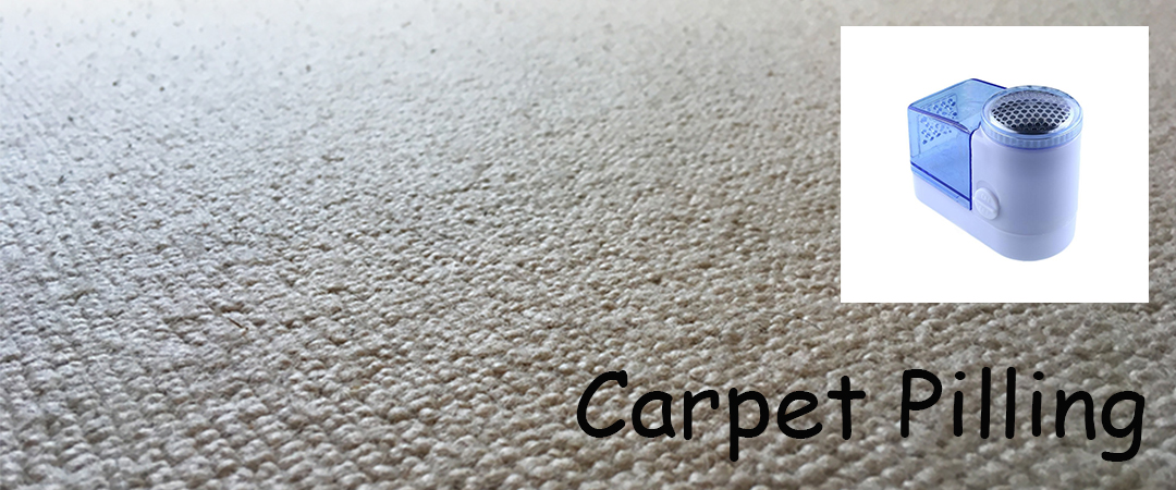 What to do about Carpet Pilling