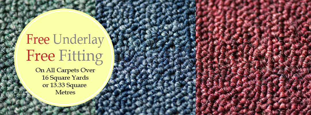 Stain Free Heavy Domestic Loop Pile Carpet