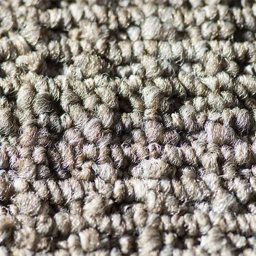 Taupe Berber Loop Carpet