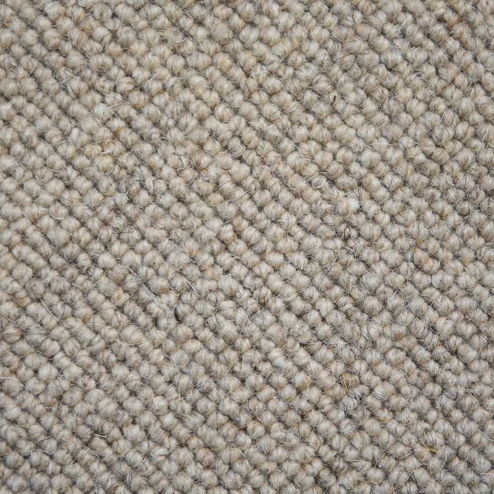 Hadleigh Wool Loop Pile Carpet Furrow Kings