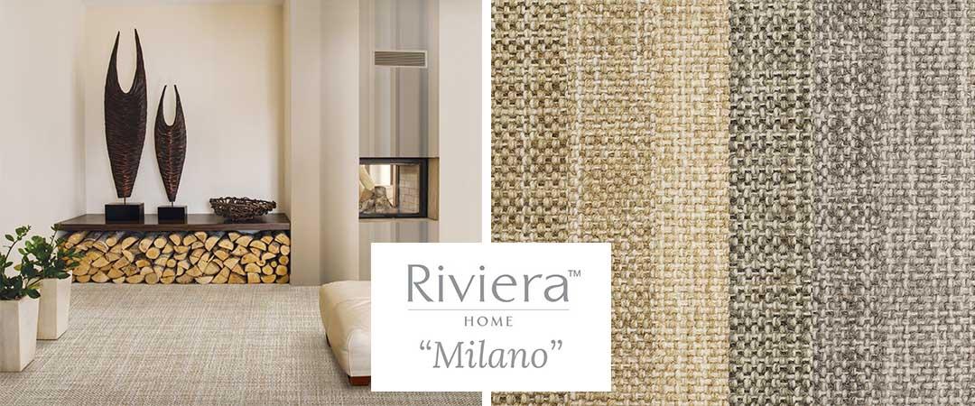 Riviera Carpets Milano Kings Interiors