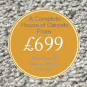 A Full House Of Carpets For £699 at Kings of Nottingham for the best carpet deals.