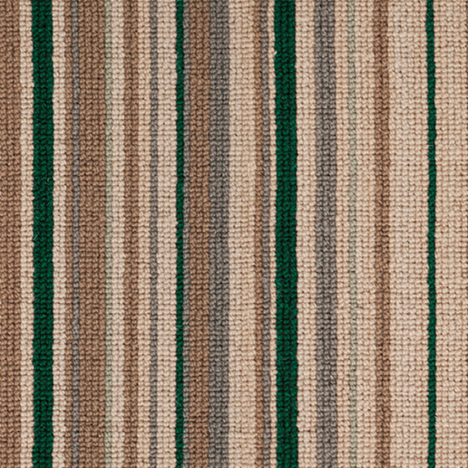 Victoria Carpets Stripe Meadow
