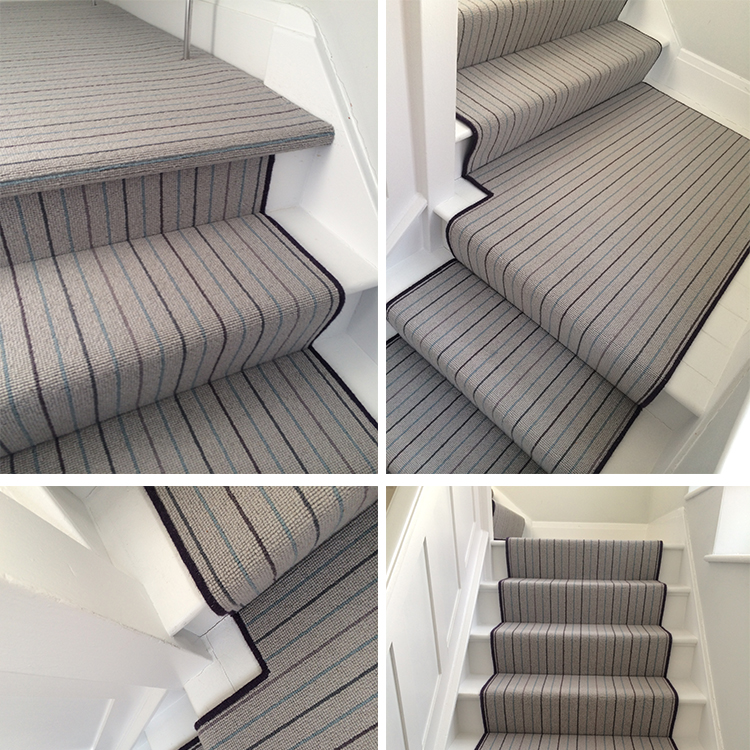 wool or polypropylene carpet for stairs home