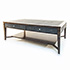 Jonathan Charles Metropolitan 494519 Rectangular Coffee Table in Stock 2
