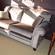 Wade Upholstery Sofa and Chair