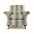 David Gundry Amalfi Scatter Back Sofa with Two Cha 3irs