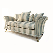 David Gundry Amalfi Scatter Back Sofa with Two Chairs