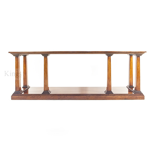 REH Kennedy Classic Console Table in Cherry Wood 2