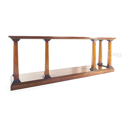 REH Kennedy Classic Console Table in Cherry Wood