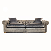 Alexander and James Sofas Franklin Collection at Kings Interiors - Quality Handmade Home Upholstery Retailer based in Nottingham. Best Prices and Free Delivery in the UK
