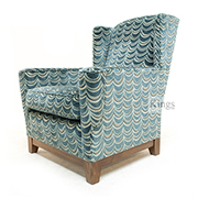 Duresta Tolputt Chair in Electra