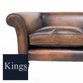 Contrast Upholstery Beaulieu Large Sofa at Kings of Nottingham for that better Contrast Upholstery deal.