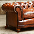 Contrast Upholstery Chatsworth Chesterfield Midi Sofa
