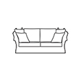 David Gundry Broadway Minor Sofa