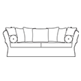 David Gundry Manhattan Major Sofa