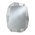 Deknudt Decora Shift White Mirror