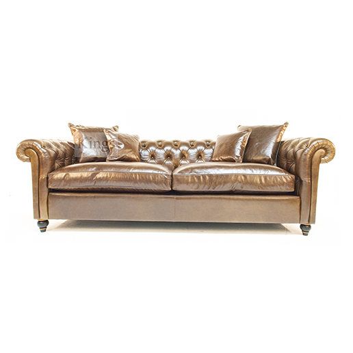 Duresta Connaught Grand Sofa in Leather