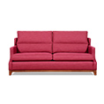 Duresta Domus Hockney Large Sofa at Kings Interiors, the luxury upholstery stockist.