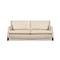Duresta Domus Sutherland Grand Sofa classic contemporary luxury upholstery.