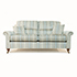 Duresta Southsea Sofa and Two Chair in Stripe Fabric 3