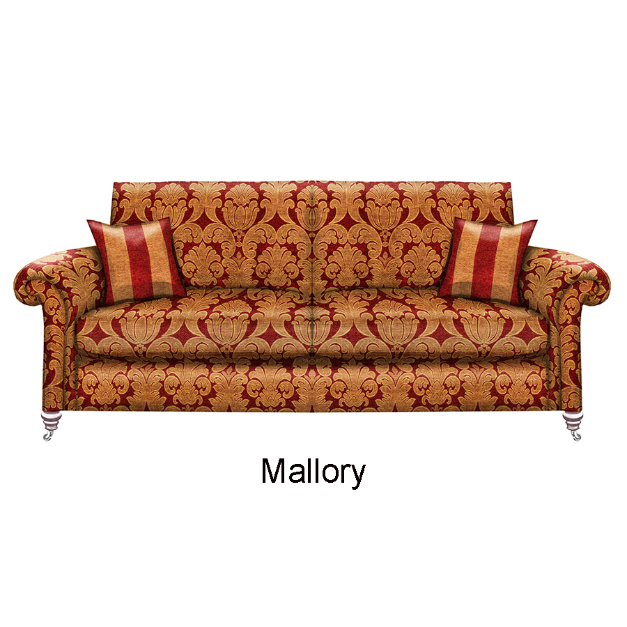 Duresta belvedere ladies chair for Mallory material