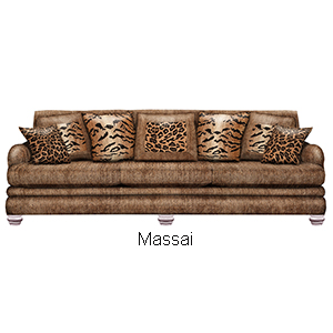 Duresta Blanchard Royale Massai Fabric