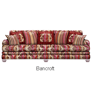 Duresta Sofa Blanchard Royale Bancroft Fabric