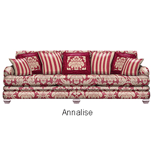 Duresta Sofas Blanchard Royale Annalise Fabric
