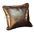 Duresta Connaught Large Leather Cushion