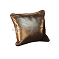 Duresta Connaught Small Leather Scatter Cushion