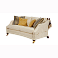 Duresta Hornblower Two and a Half Seater Sofa