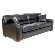 Duresta Panther Grand Leather Sofa