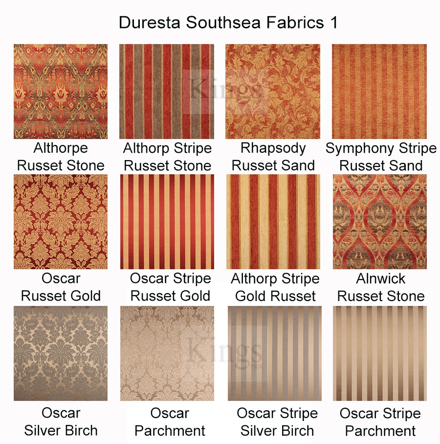 Duresta Southsea Medium Knole Sofa Kings