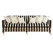 Duresta Trafalgar 3 Seater Sofa Cushion Back
