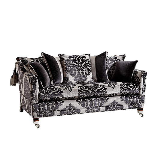 Duresta Trafalgar Two and a Half Seater Scatter Back Sofa