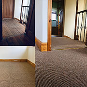 Cord Carpet Fitted Fitted Throughout A Terraced House By Andrew.