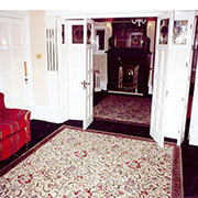 Axminster Carpets of Devon Royal Axminster With Inset Border