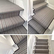 Completed Fitted Carpet Work Kings Interiors
