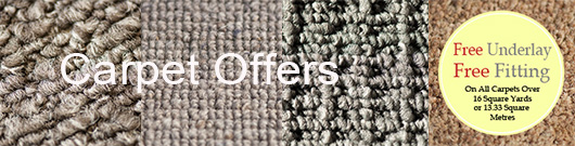 Carpet Offers at Kings of Nottingham