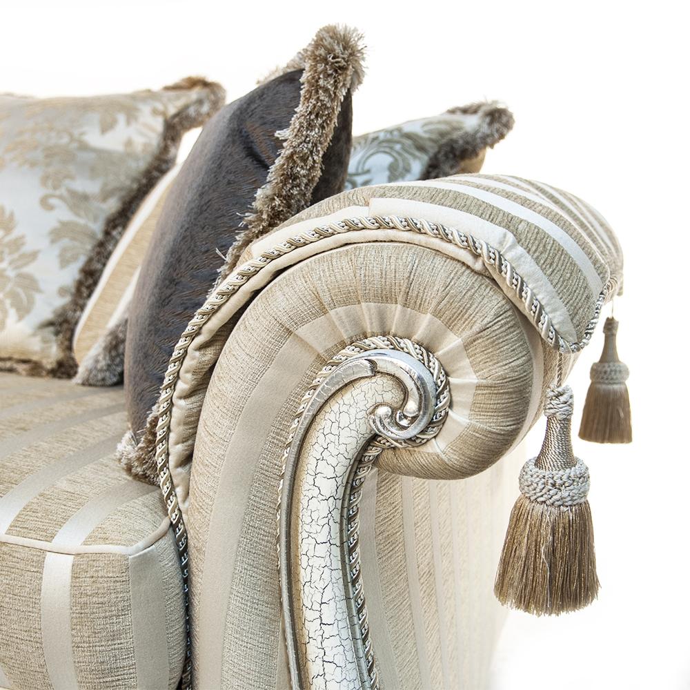 Fashion style David Valentino gascoigne designs florence sofa seats for woman