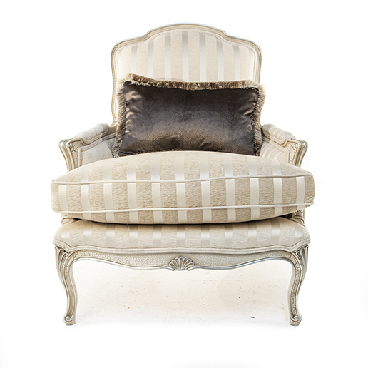 Gascoigne Designs Valentino Sofa with Tuscany Chair 4