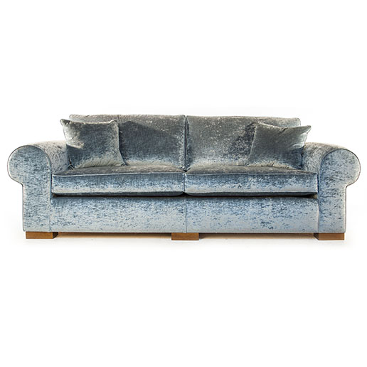 Gascoigne Designs Marlborough Grand Sofa, Large Sofa, Snuggler and Stool