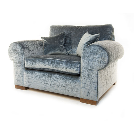 Gascoigne Designs Marlborough Grand Sofa, Large Sofa, Snuggler and Stool3