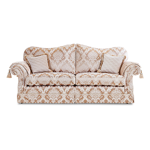 Gascoigne Designs Henley Three And A Half  Seater Sofa