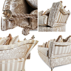 Gascoigne Designs Bellagio Knole Sofa Design Details 2